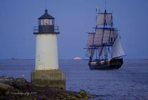 Lighthouses / by Craig Miller