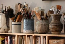 Artist Studios / by CHRISTO Philo