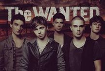 The Wanted / by Coverlandia