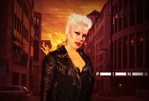 P!nk / by Coverlandia