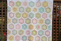 Quilting - Hexagons / by Kay Pucciarelli