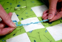 Quilting - Tied or Tacked