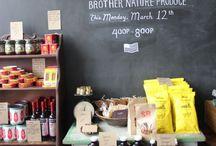 cafe | bistro | lojas | stores