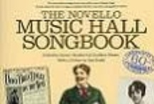 Music Hall Songs and Singers / Music Hall was a type of entertainment in Britain, similar to Vaudeville in America and to Cabaret in Europe. Here we celebrate the traditions of Music Hall, its songs and its singers with sheet music, videos, photos and other images.