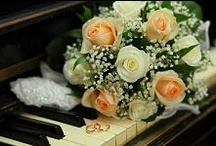 Wedding Music (sheet music) / Music suggestions for Wedding Services, including traditional pieces, hymns, folk and classical pieces. The sheet music is mostly for piano or organ, but sometimes there are alternative arrangements for other instruments. The sheet music, midi and mp3 files can be downloaded from mfiles.