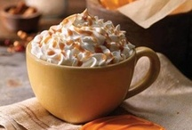 Food - Coffee, Tea & Cream / Recipes for coffee, creamers and other coffee drinks