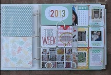 Scrapbooking - Project Life