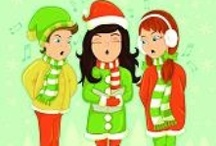 Christmas Carols sheet music / Christmas Music and Carols - including Christmas music images and sheet music. The sheet music shown is for piano or keyboard, but if you click through you will find sheet music for other instruments with accompaniment, and some duets. In addition there are mp3 and midi files of the carols to download.