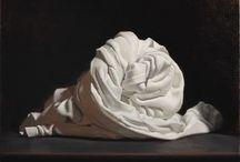 Art - Drapery Studies / by CHRISTO Philo