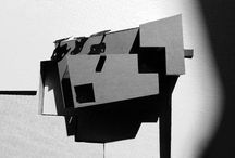 Architecture Maquette / by CHRISTO Philo
