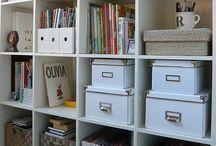 Organization / by Kayla Lynn