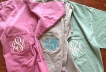 Monogram it / i like monograms / by Adrienne Mintz
