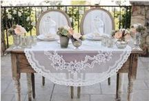 Sweetheart Tables / by Ineca