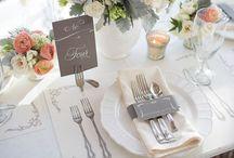 Wedding Color Schemes / by Ineca