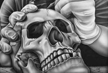 SKULL / by Eno Ruge