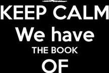 keep calm / by Diana Vigil