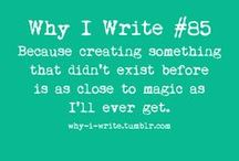 writing / by Amy Brown