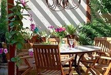 quintal | varandas | jardins | outdoor