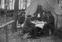 Military + Genealogy / Did your ancestors serve in any of the wars? Civil War? Revolutionary War? Military records provide a lot of genealogy information.