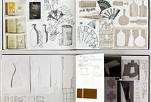 Idea Book, Sketchbooks, idea journaling... / by Ketutar J.