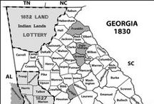 Georgia Genealogy / Genealogy research resources for your Georgia ancestors.