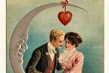 Vintage Valentines / Our Ancestors enjoyed Valentine's Day as we do today.  Love these vintage valentines!