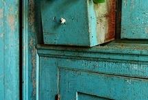 Blue & Green {Colour}
