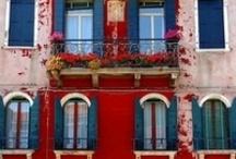 red white & blue {Colour}
