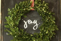 Holiday || Festive! / Christmas crafts, DIY, decorating & recipes!!!