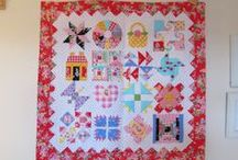 QUILTS / by Lila Thomas