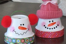 Christmas Crafts / by Donna Russell