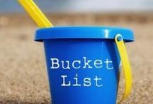 Bucket List / by Betty Cumbus