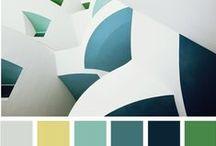 Interesting Colour Palettes