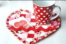 Coasters | Mug Rugs | Placemats {SEW}
