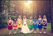 Rainbow {Wedding}
