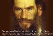 Why It's Good To Be A Tolstoy / Fun facts about what it's like to be a Tolstoy / by Karla Stephens-Tolstoy