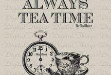 ~Tea Time~ / by Wessa O'Wynn