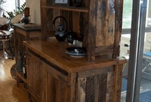 wood pallet projects / by Kristie Large