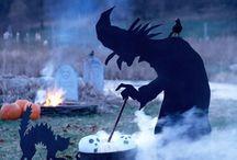 Hallowe'en / ideas for Hallowe'en parties and decor