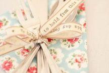 Vintage Tea Party {Wedding}