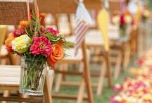 Summer Brights {Wedding}