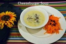 Soups / by Donna Russell
