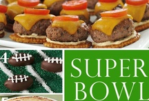 Super Bowl Foods / by Donna Russell