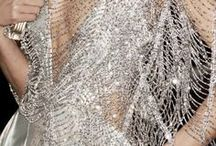 silver sparkle lining / by Linda Alongi Misnik