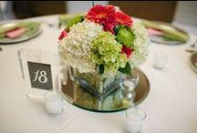 Events: Centerpieces / Centerpieces by Jen's Blossoms & other designers