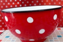 Well Spotted! / my love for red and white spots!