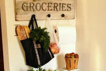 Project: Kitchen / Style, function and organization ideas for a small urban kitchen.  / by Charity Sanders