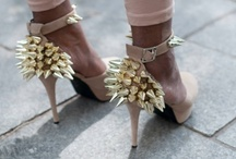 Fashion: Shoes, shoes, SHOES! / Shoes, shoes, GLORIOUS shoes!