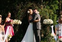 Events: Ceremony Decor / Decor ideas for wedding ceremonies by Jen's Blossoms & other designers
