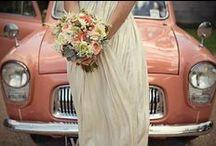 Looking Peachy {wedding}